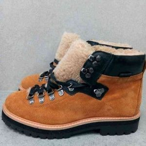 Shoes - Womens Fur Boots